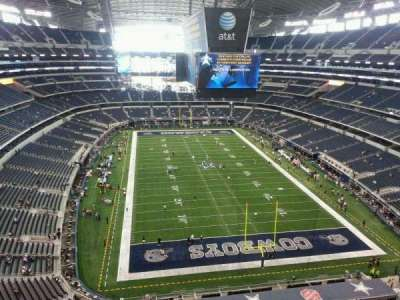 AT&T Stadium secção 460