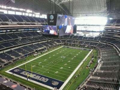 AT&T Stadium secção 453
