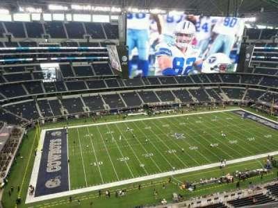 AT&T Stadium secção 446