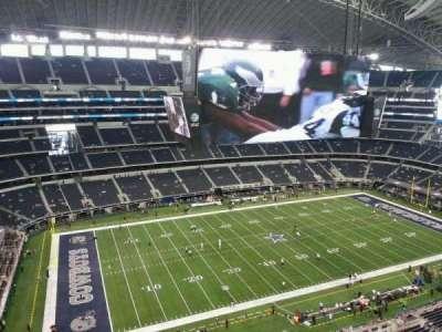 AT&T Stadium secção 447