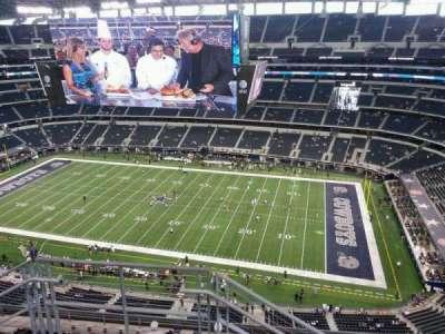 AT&T Stadium secção 440