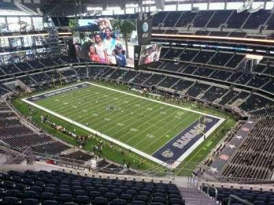 AT&T Stadium secção 436