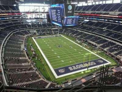 AT&T Stadium secção 432