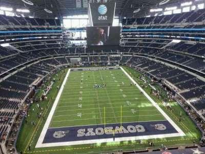 AT&T Stadium secção 428