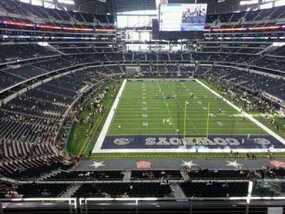 AT&T Stadium secção 325
