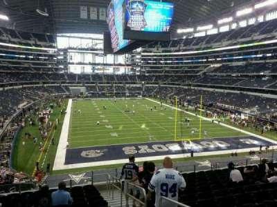 AT&T Stadium secção 224