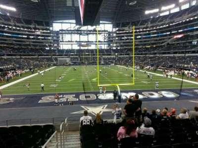 AT&T Stadium secção 123