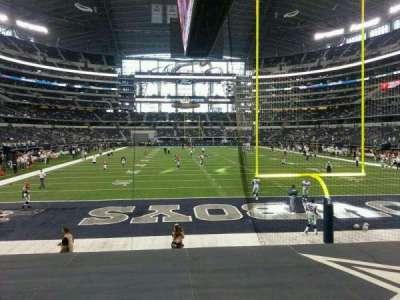 AT&T Stadium secção 124