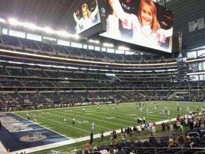 AT&T Stadium secção 118
