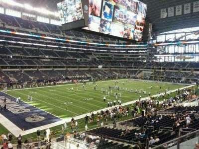 AT&T Stadium secção 217