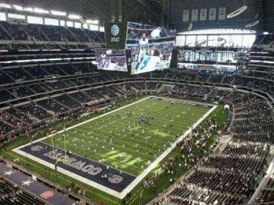 AT&T Stadium secção 422