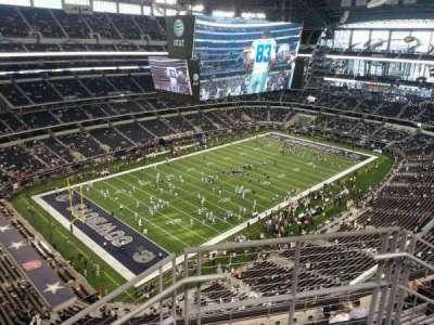AT&T Stadium secção 420