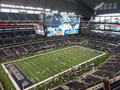 AT&T Stadium secção 418