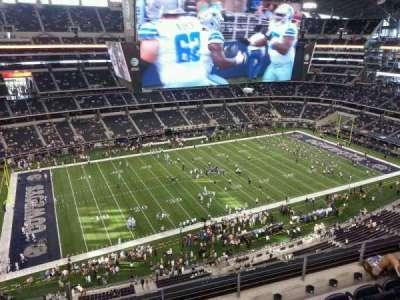 AT&T Stadium secção 416