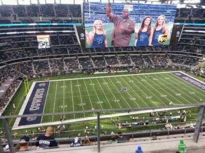 AT&T Stadium secção 415