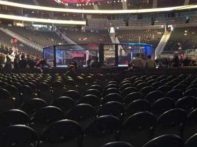 T-Mobile Arena secção 1