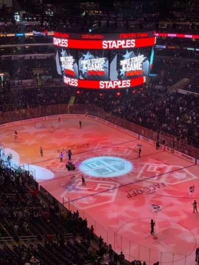 Staples Center secção 330