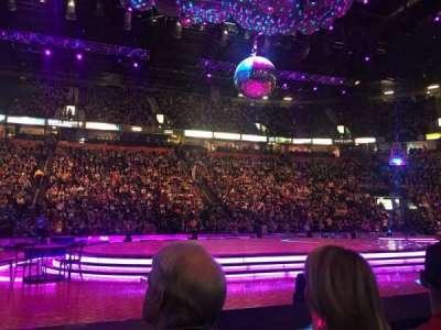 Manchester Arena secção Flat