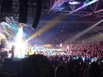 Erie Insurance Arena, secção: 203, fila: P, lugar: 14