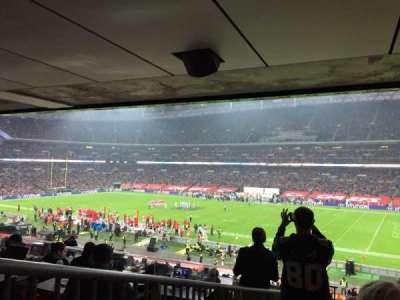 Wembley Stadium secção 141