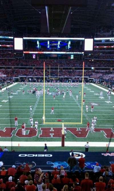AT&T Stadium secção 248