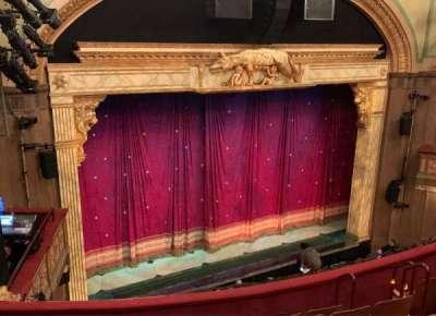 Booth Theatre secção Mezzanine L