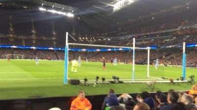Etihad Stadium (Manchester) secção 137