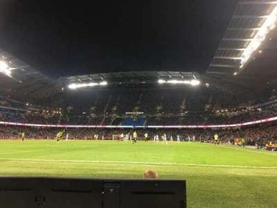 Etihad Stadium (Manchester) secção 134