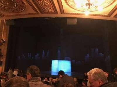 Walter Kerr Theatre, secção: Orchestra, fila: N, lugar: 101