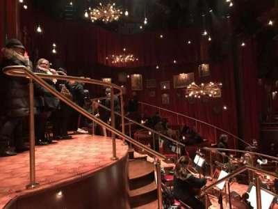 Imperial Theatre, secção: Onstage, fila: BD, lugar: 21