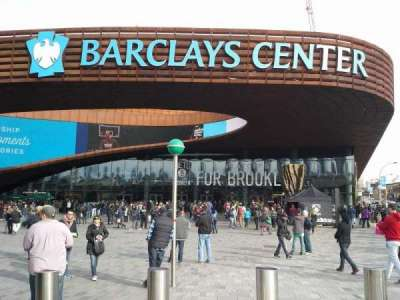 Barclays Center secção Entrance
