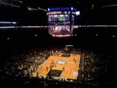 Barclays Center secção 231