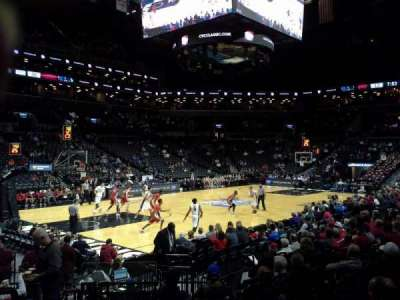 Barclays Center secção 28