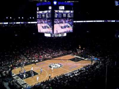 Barclays Center secção 212