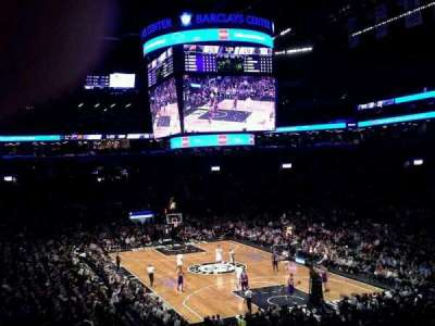 Barclays Center secção 102