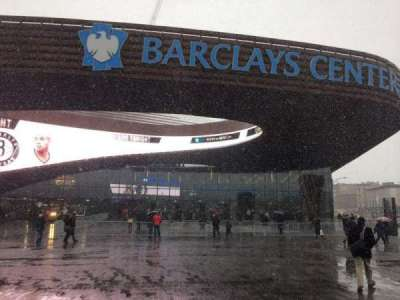 Barclays Center secção Main Entrance