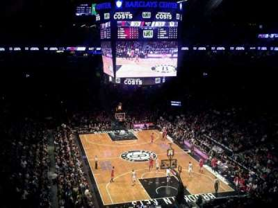 Barclays Center secção 217