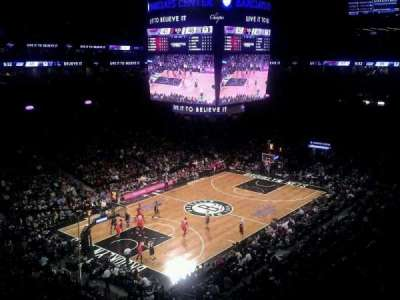 Barclays Center secção 228