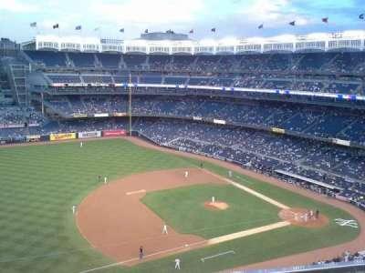 Yankee Stadium secção 427