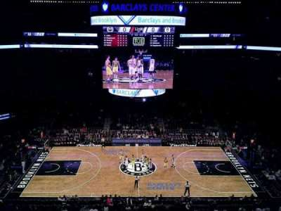 Barclays Center secção 225