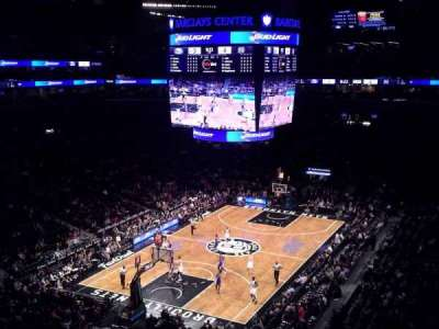 Barclays Center secção 229