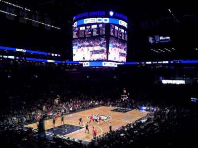 Barclays Center secção 112