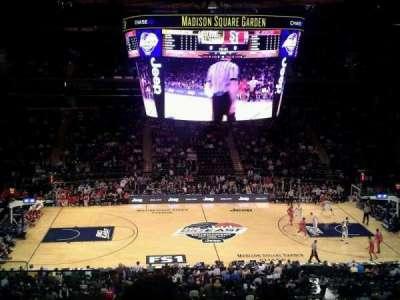Madison Square Garden secção 224