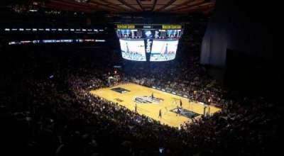 Madison Square Garden, secção: 227, fila: 11, lugar: 17