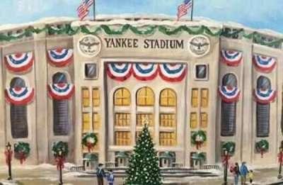 Yankee Stadium secção 312