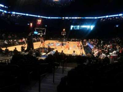 Barclays Center secção 15