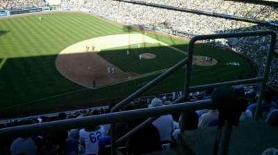 Dodger Stadium secção 29RS