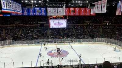 Nassau Veterans Memorial Coliseum secção 203