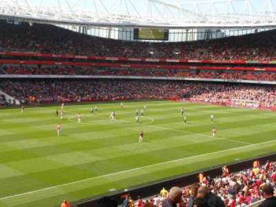 Emirates Stadium secção B66