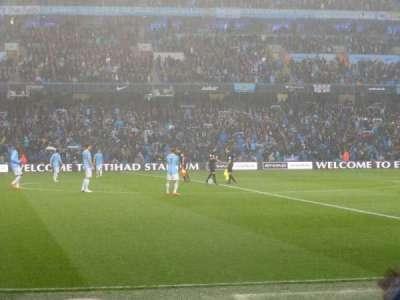 Etihad Stadium (Manchester) secção 127